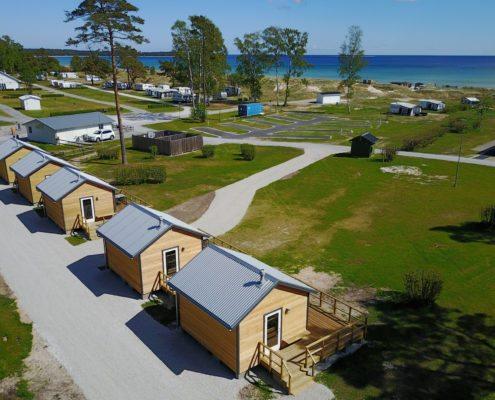 Campingstuga Strandcampingen