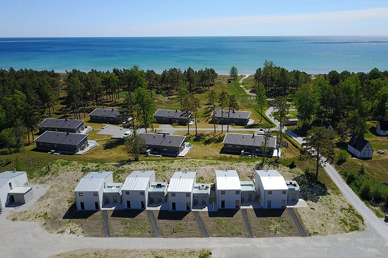 Terrassvilla Gotland