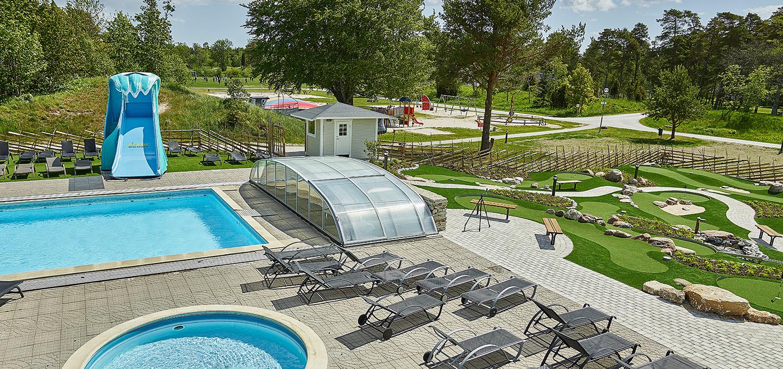 Äventyrsgolf Fårö Sudersand Resort