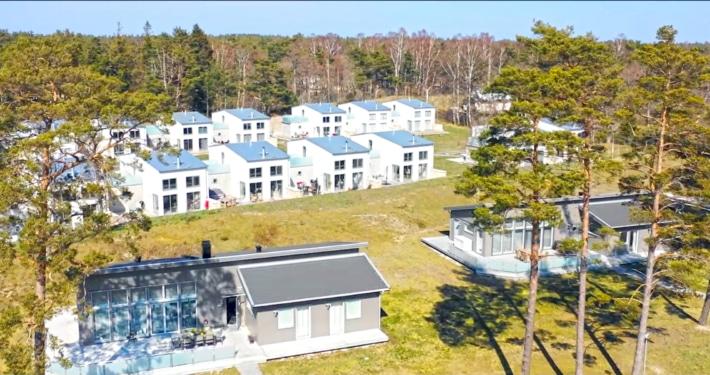 Terrassvilla Fårö Gotland