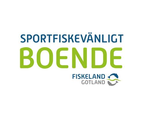 Sportfiskevänligt boende Gotland